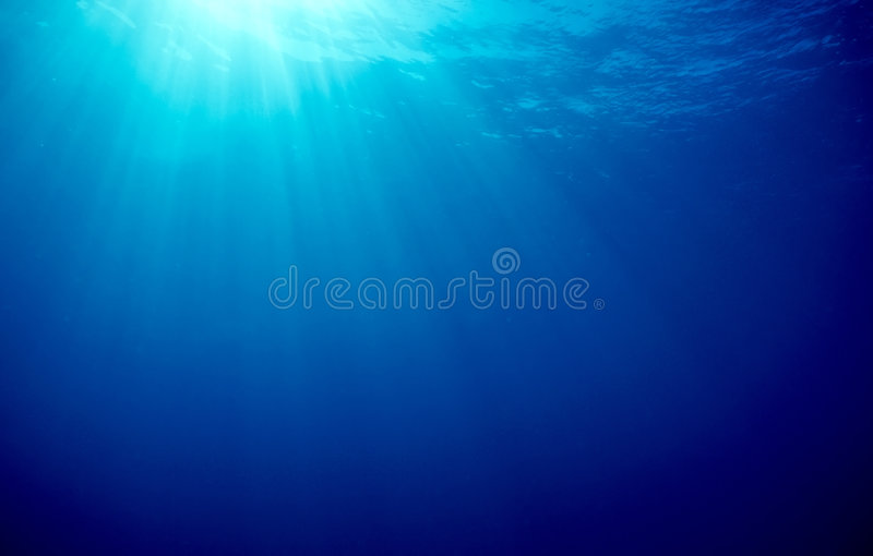 OzeanSunbeams lizenzfreie stockfotografie