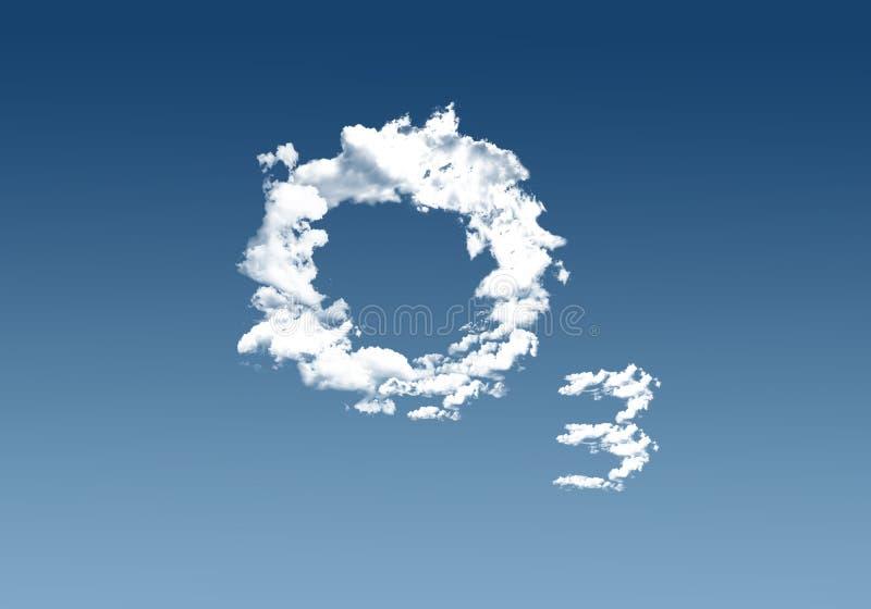 Ozon arkivfoton