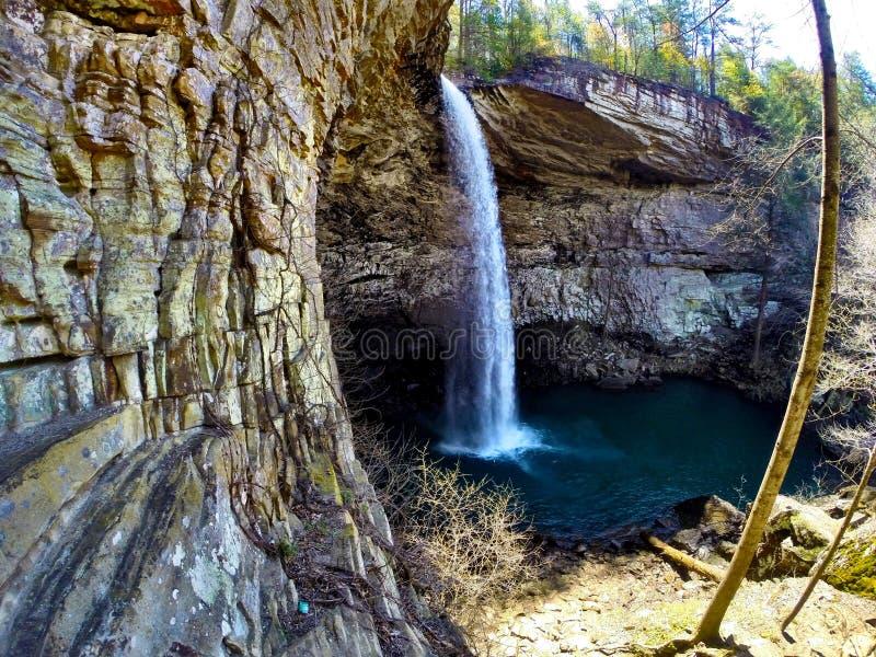 Ozondalingen, de provincie van Cumberland, Tennessee stock afbeeldingen