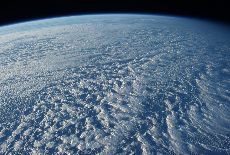Ozone holes in the atmosphere from space.  Elements of this image were furnished by NASA. Ozone holes in the atmosphere from space. Elements of this image were royalty free stock photos