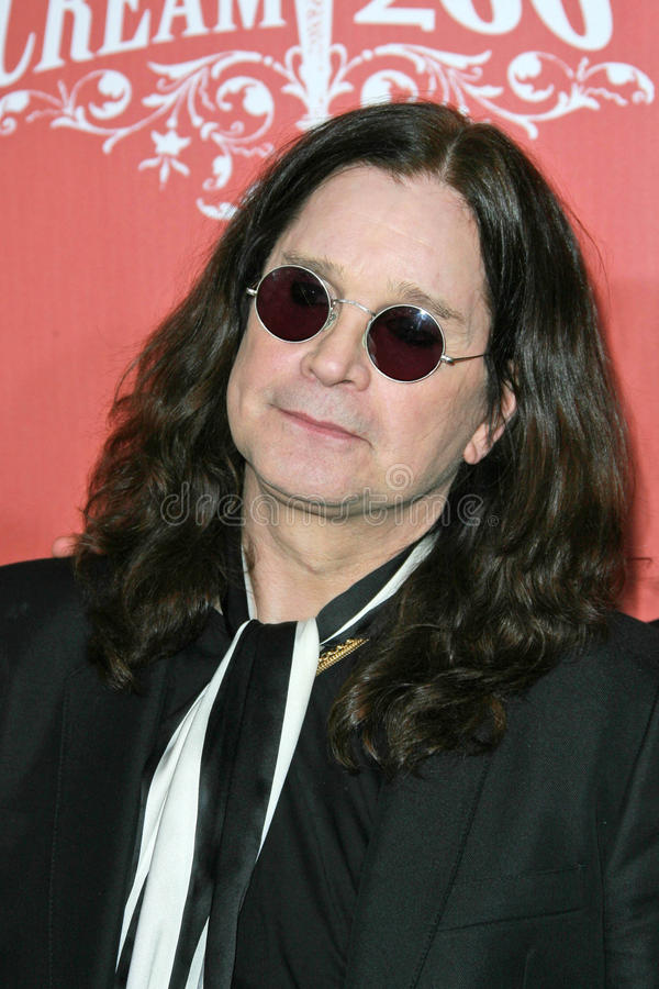 Ozzy Osbourne. At Spike Tv's Scream 2007. Greek Theatre, Hollywood, CA. 10-19-07 stock images