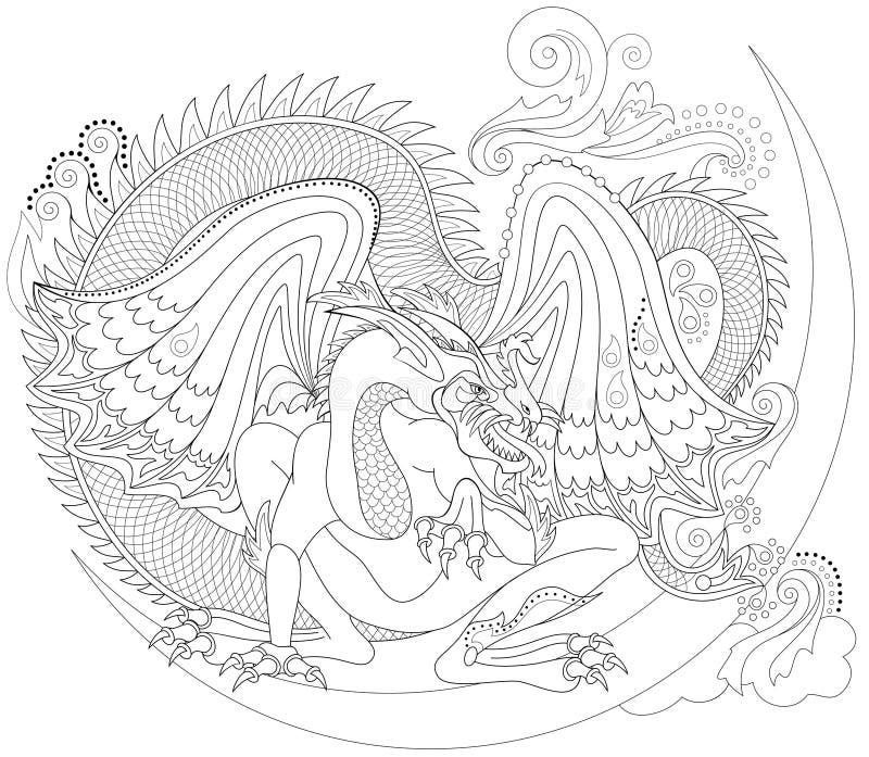 Magnífico Fantasía Adulta Para Colorear Galería - Dibujos Para ...
