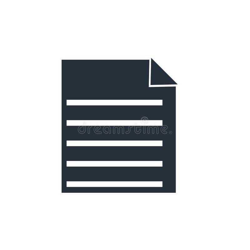 Página con una muestra de la esquina encrespada del vector del icono y símbolo aislados en el fondo blanco, página con un concept ilustración del vector