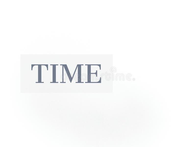 A página de capa de revista da página de capa do livro do tempo para o uso fotografia de stock
