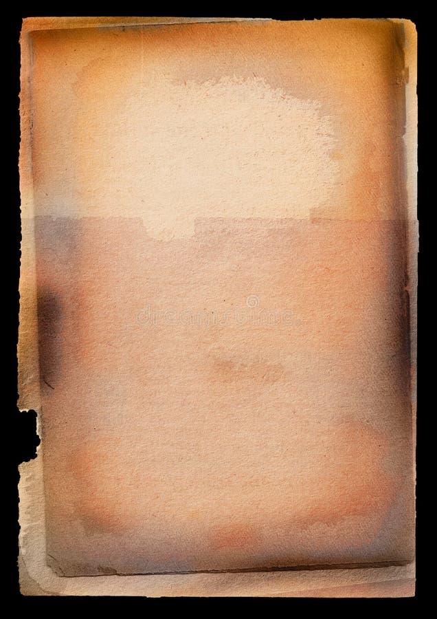 Página do livro de Grunge imagem de stock royalty free