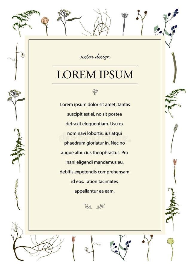 Página rosada de la decoración de la flor fotos de archivo
