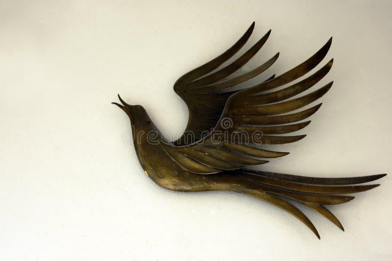 Pájaro de la paz imágenes de archivo libres de regalías