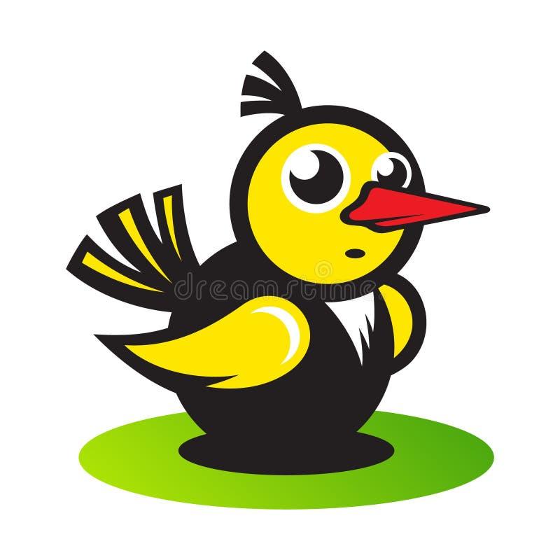 Download Pájaro del vector stock de ilustración. Ilustración de marca - 42434888