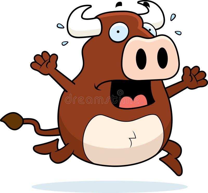 Pánico de Bull libre illustration