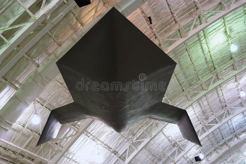 Pássaro de Boeing de rapina imagem de stock royalty free