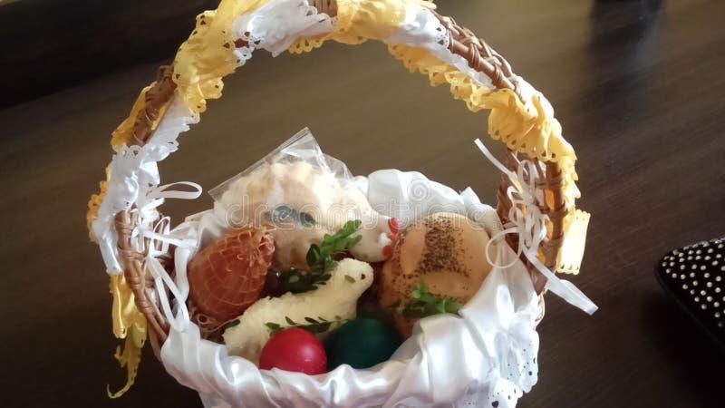 Pâques en Pologne image libre de droits