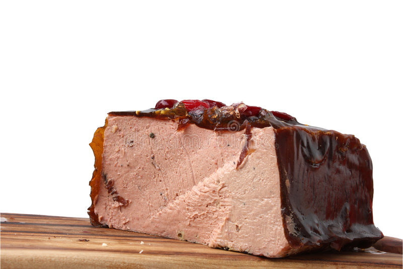 Download Pâté de foie gras stock photo. Image of foie, dinner, duck - 5888298