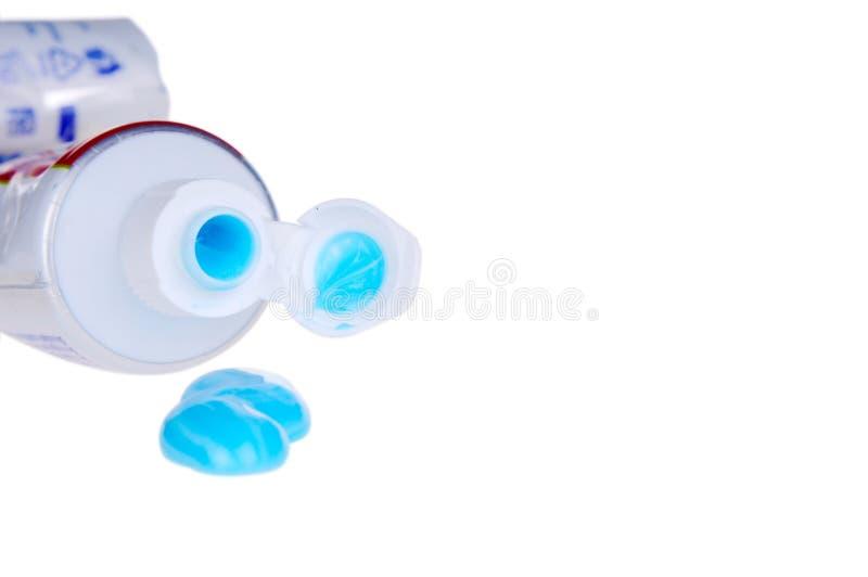 Pâte dentifrice images libres de droits