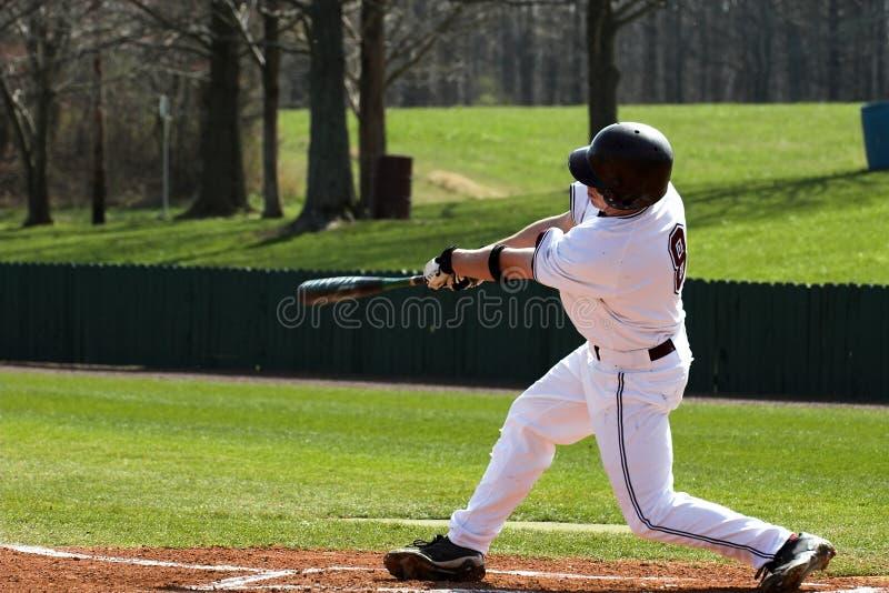 Pâte lisse d'â de base-ball photos libres de droits