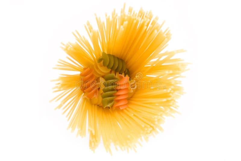Pâtes et spaghetti images stock
