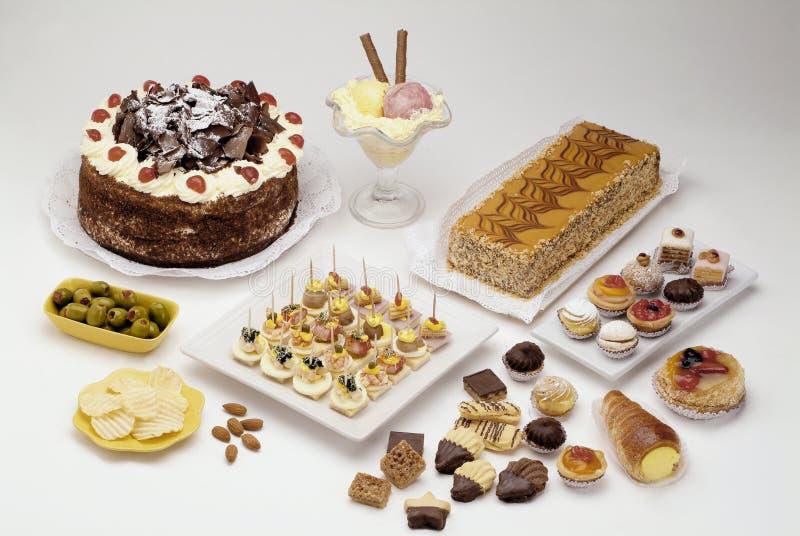 Pâtisserie photos stock