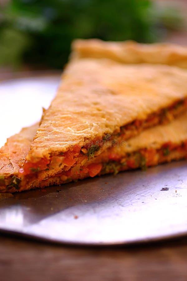 Pâtisserie cuite au four image libre de droits