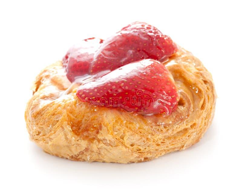 Pâtisserie danoise photo stock