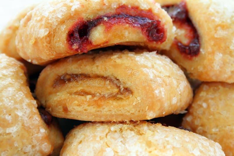 Pâtisserie de Rugula photo libre de droits