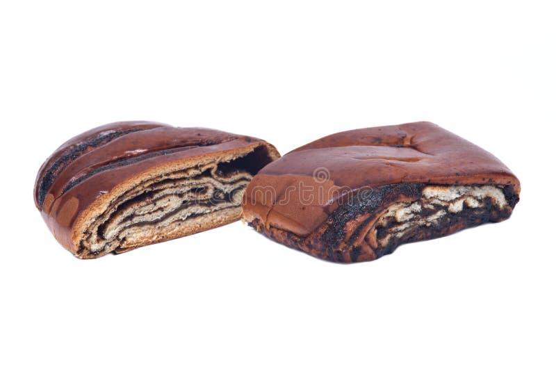 Pâtisserie douce du danois de clou de girofle image libre de droits