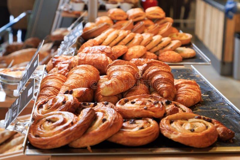 Pâtisseries assorties image libre de droits