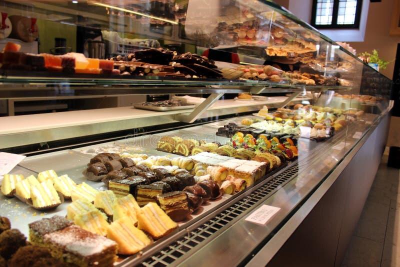Pâtisseries italiennes image libre de droits