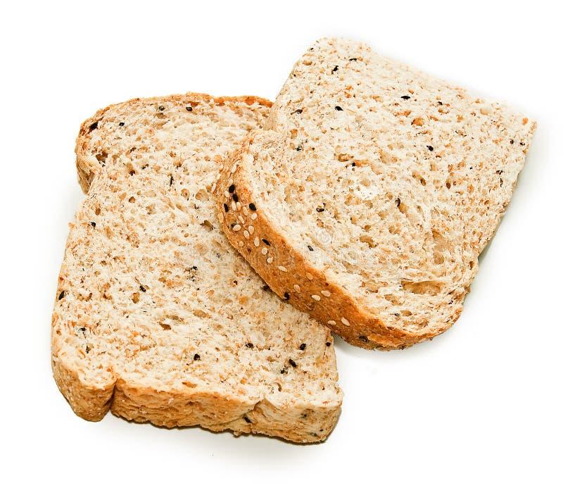 Pães do Wholewheat imagem de stock royalty free