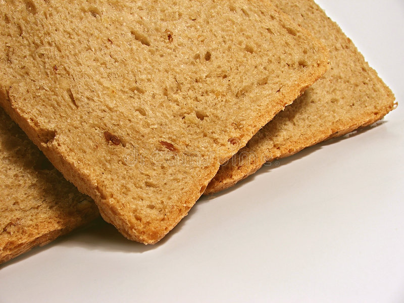Download Pão imagem de stock. Imagem de saúde, cereais, sombras, alimento - 58197