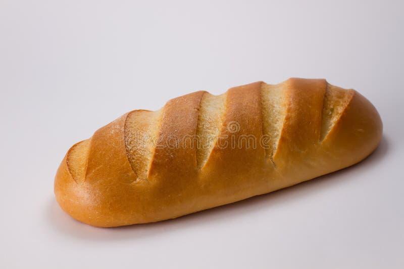 Pão branco imagens de stock