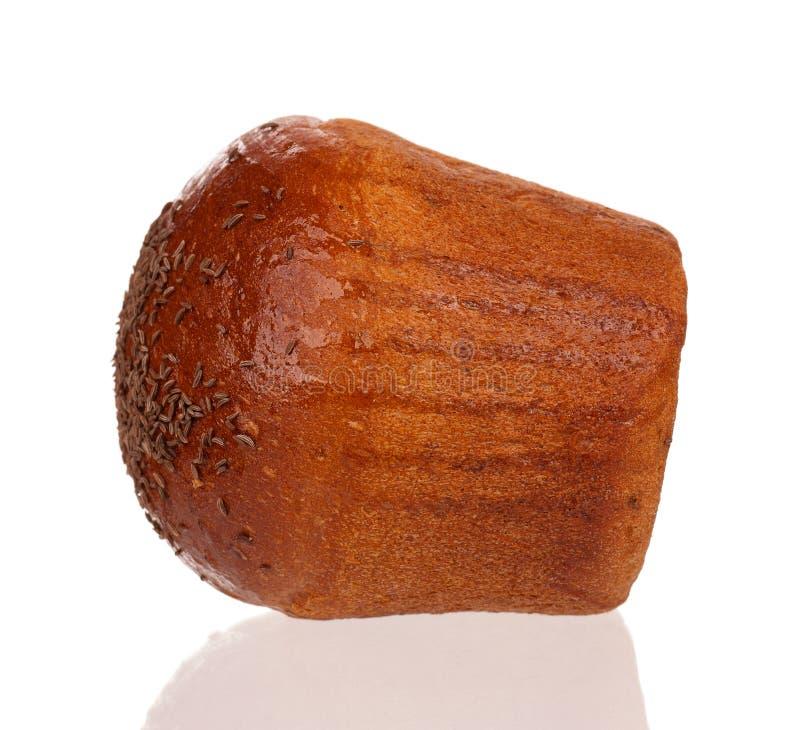 Pão de centeio fresco imagem de stock royalty free
