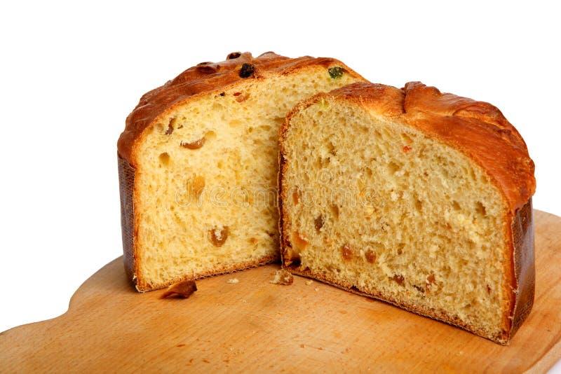 Pão de Easter (Paska) imagem de stock royalty free