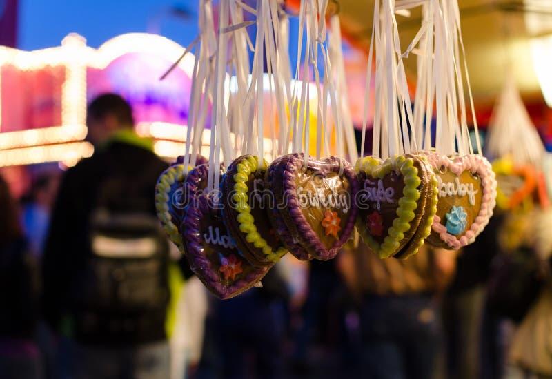 Pão-de-espécie no carnaval fotografia de stock royalty free