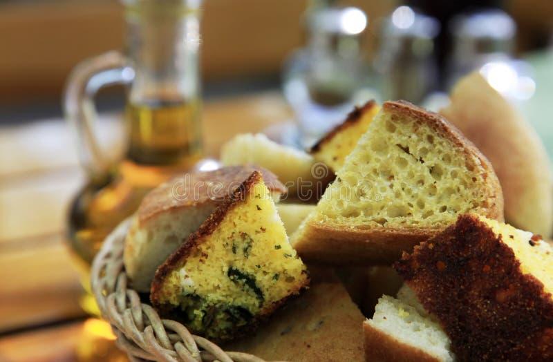 Pão de milho foto de stock
