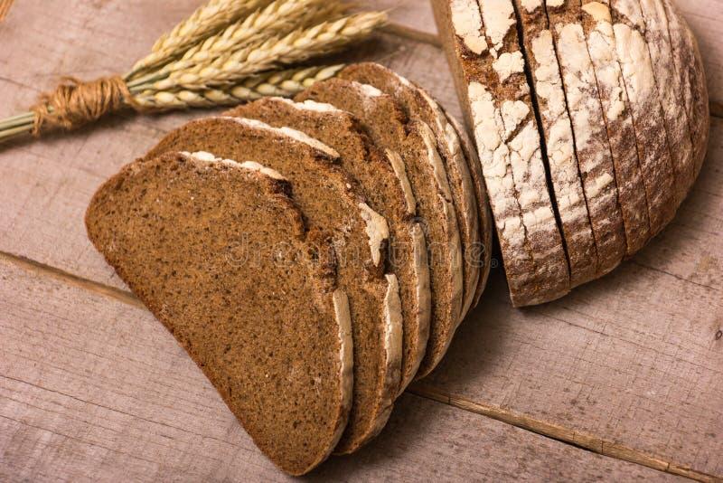 Pão de Rye imagem de stock royalty free