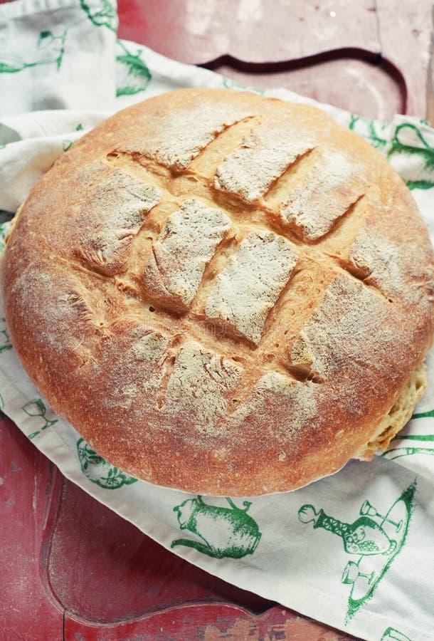 Pão de Sourdough fotos de stock royalty free