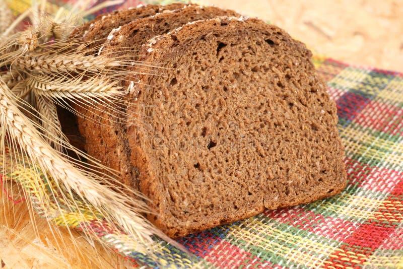 Pão de trigo inteiro imagem de stock royalty free