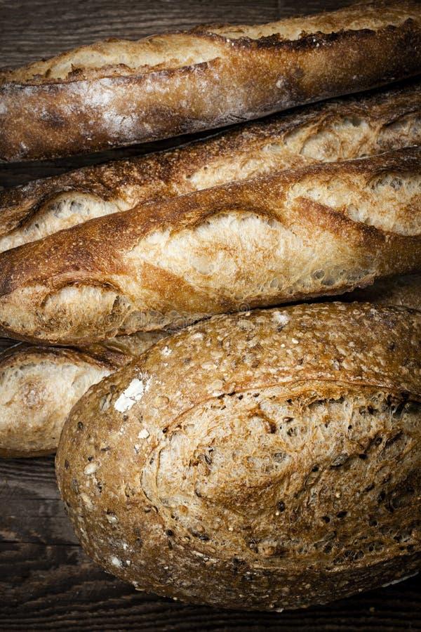 Pão do artesão fotos de stock royalty free