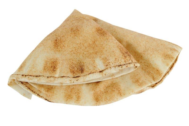 Pão do pão árabe imagem de stock