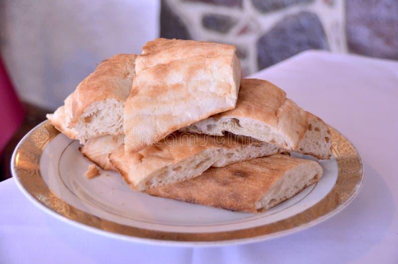 Pão do Uzbeque imagem de stock royalty free