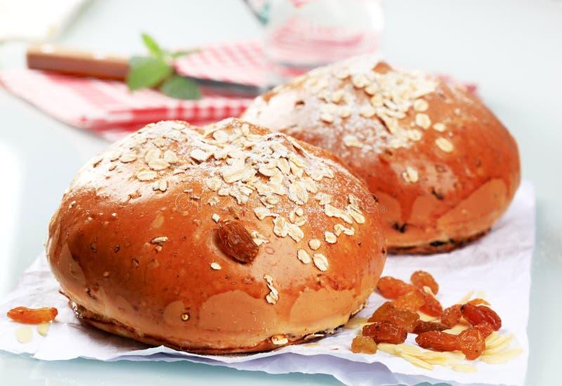 Pão doce foto de stock