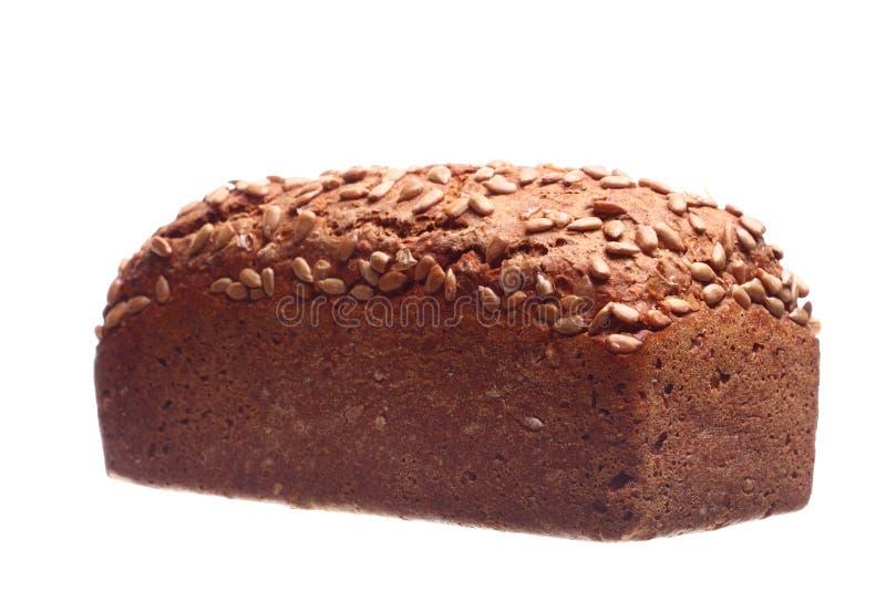 Download Pão em um fundo branco imagem de stock. Imagem de dieta - 26520487