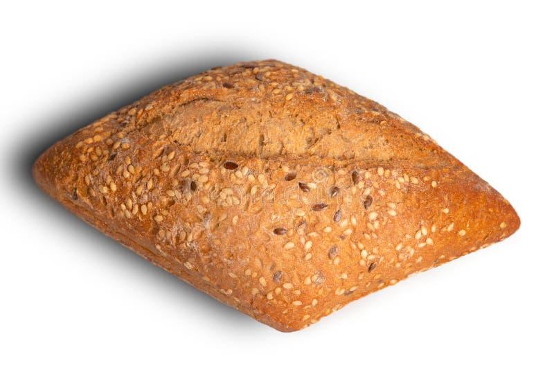 Pão integral inteiro 1 foto de stock