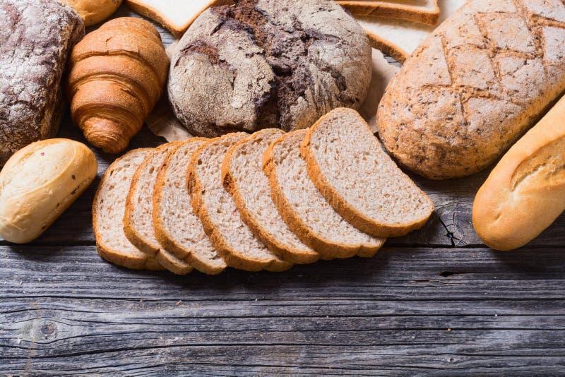 Pão perfumado fresco fotos de stock