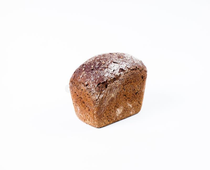 Pão preto de Borodino imagem de stock