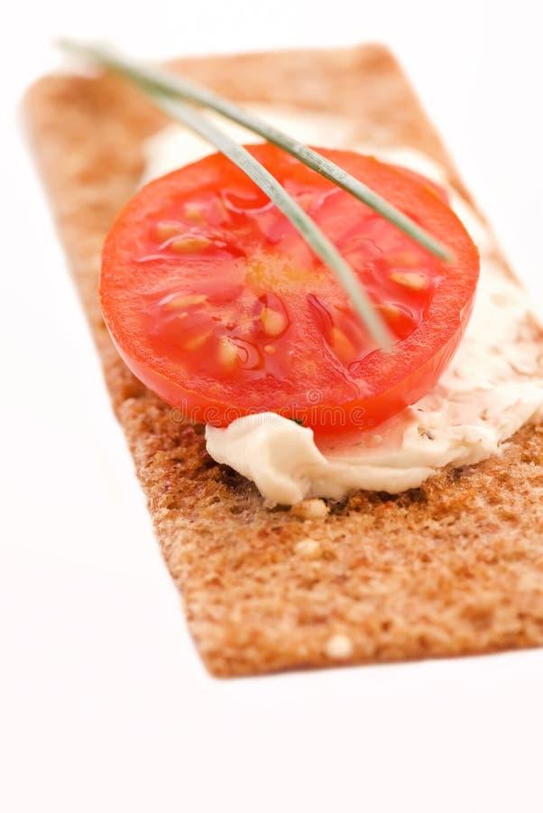 Pão torrado imagens de stock