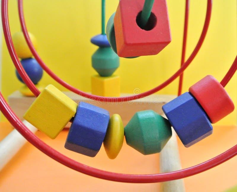 Pädagogische Spiele stockfotos