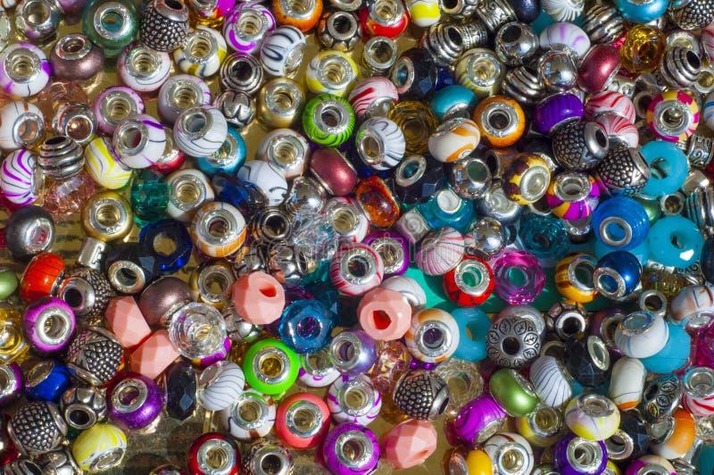 pärla chaplet som pryder med pärlor fotografering för bildbyråer