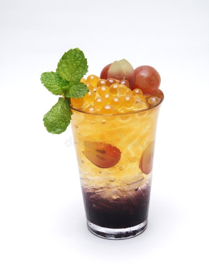 Pärlemorfärg Tea royaltyfria bilder