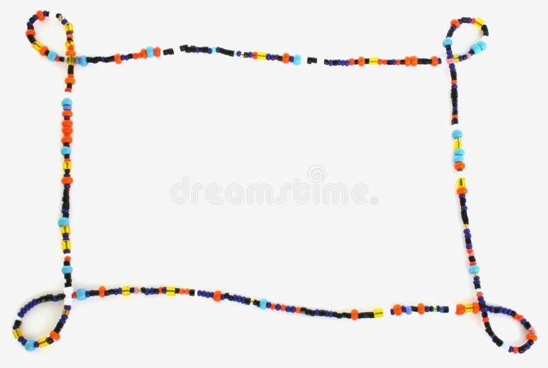 pärlfärgram royaltyfria bilder