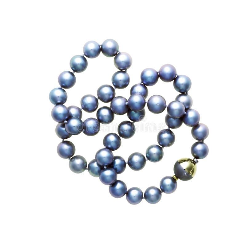 Pärlor pryder med pärlor arkivfoto